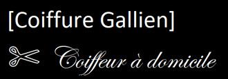 Coiffure Gallien – Coiffeur à domicile Logo